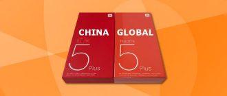 Як відрізнити глобальну версію телефону Xiaomi від китайської
